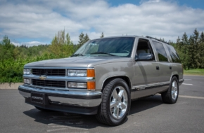 For Sale: Haul The Family In This LS9-Powered Tahoe!